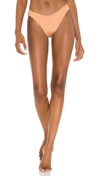Monday Swimwear x REVOLVE Byron Bikini Bottom in Tan in sand