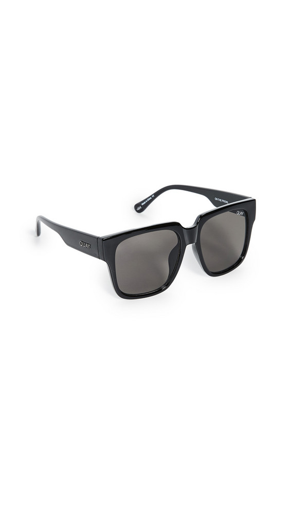Quay On The Prowl Sunglasses in black