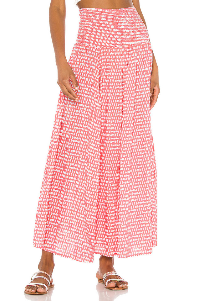 Tiare Hawaii Rock Your Gypsy Soul Skirt in pink