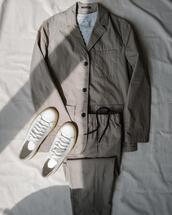 shoes,jacket,pants