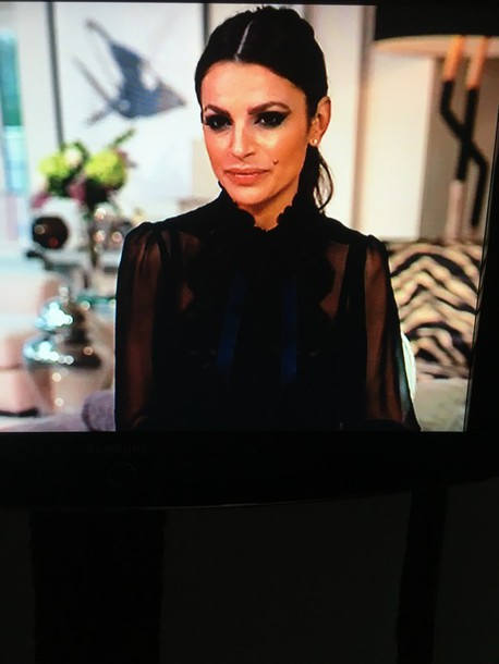 blouse real housewives of cheshire