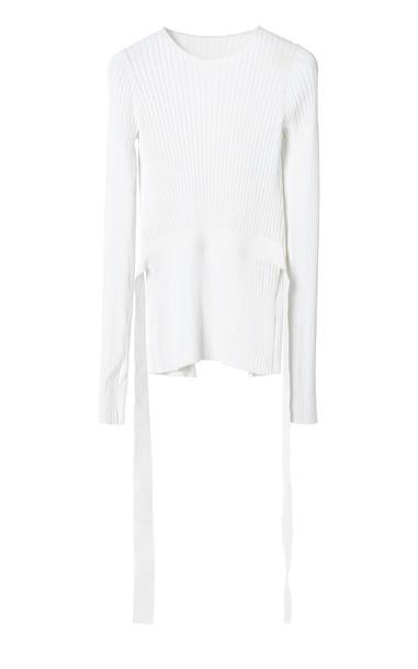 By Malene Birger Geneva Ribbed Knit Top Size: M