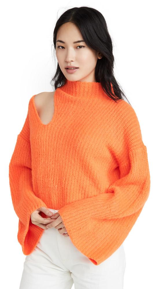 Beaufille Forero Sweater in orange
