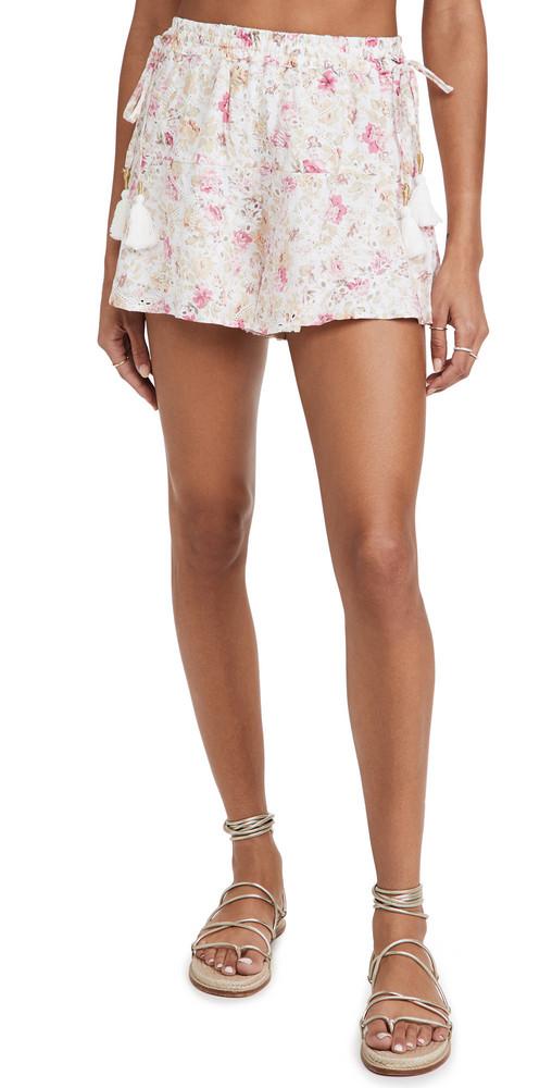 MINKPINK Cecile Prairie Shorts in multi