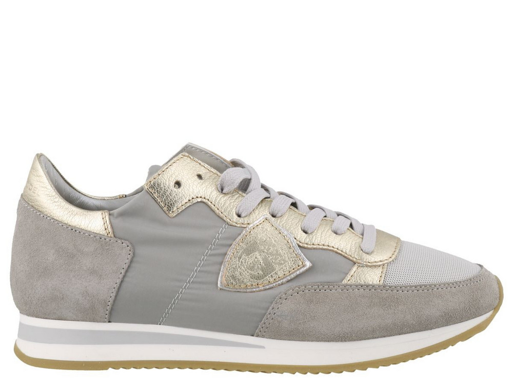 Philippe Model Tropez Sneakers in grey