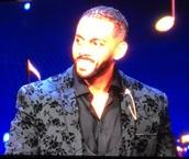 jacket,floral suit blazer,richard blackwood,alan cards epic game show