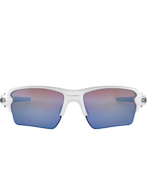 Oakley Flak 2.0 XL sunglasses in white