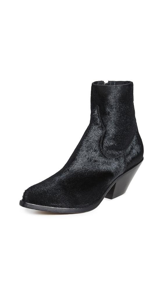 Buttero Elise Booties in black