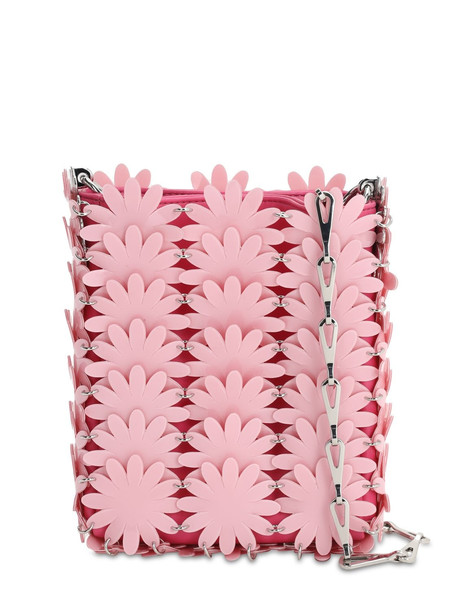 PACO RABANNE Daisy Mini 1969 Shoulder Bag in pink