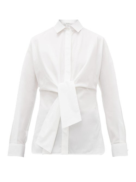 Max Mara - Dinda Shirt - Womens - White