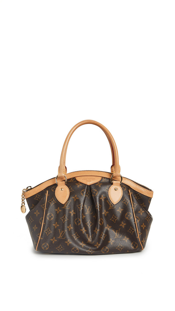 What Goes Around Comes Around Louis Vuitton Monogram Tivoli Bag in brown