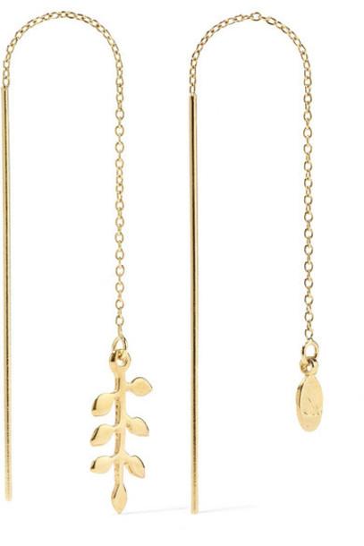 Isabel Marant - Gold-tone Earrings