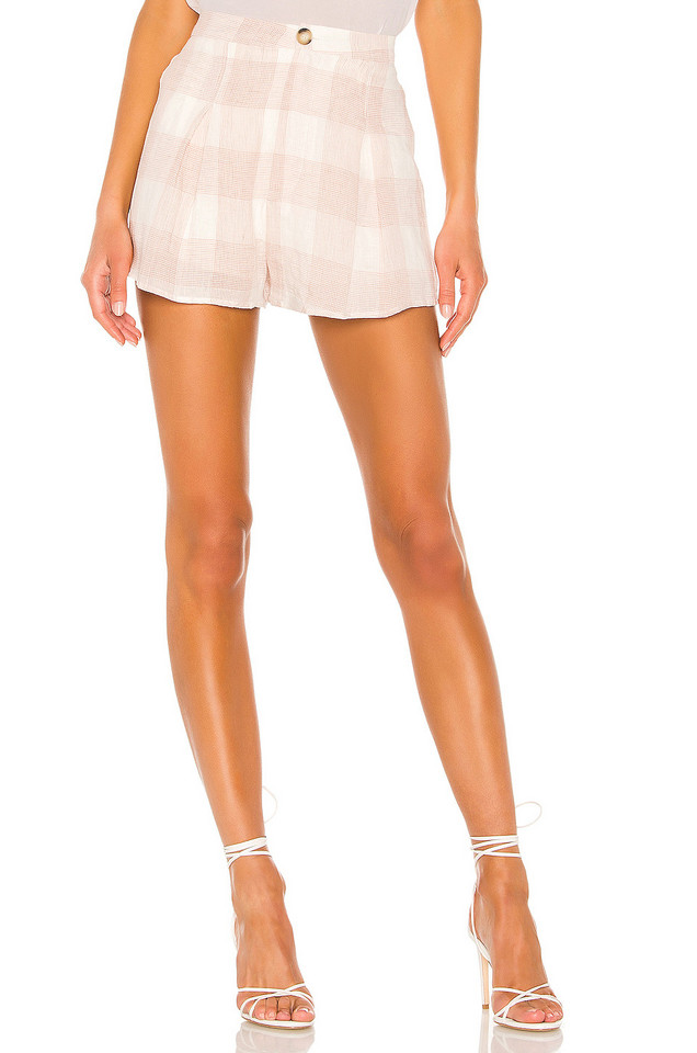 HEARTLOOM Gael Short in blush