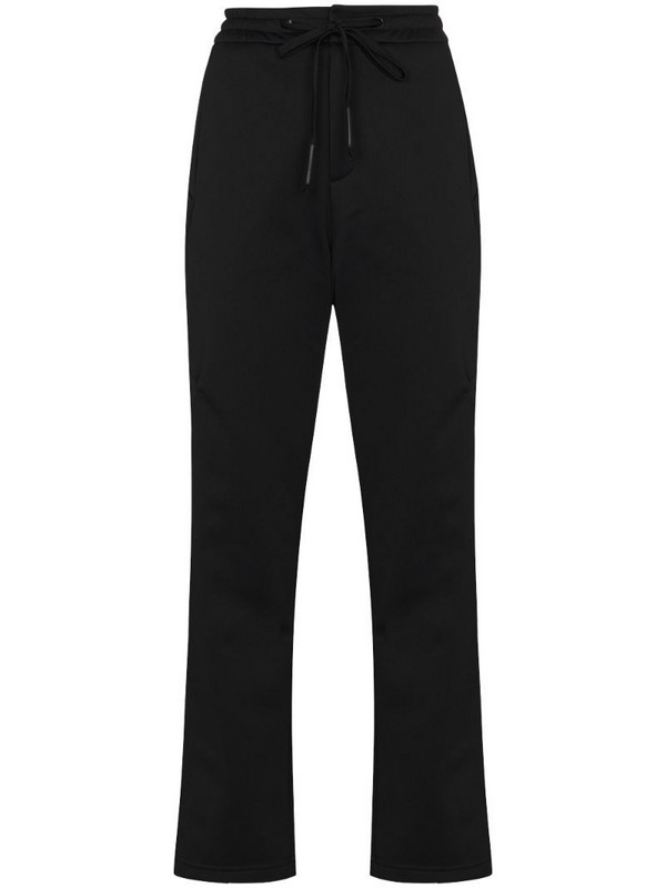 Templa drawstring Inga track pants in black