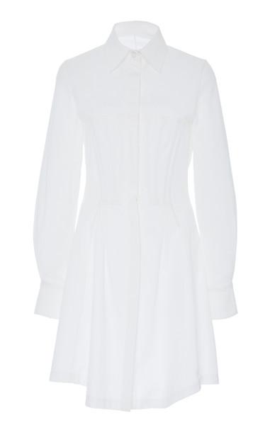 Gabriela Hearst Garcia Cotton Poplin Top Size: 44 in white