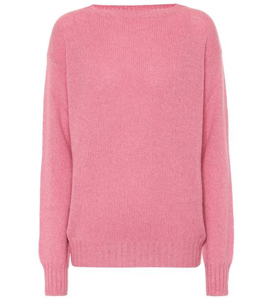 Prada Cashmere sweater in pink
