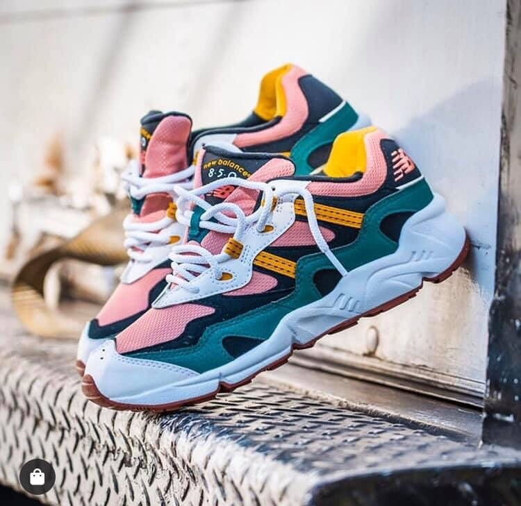 shoes, new balance, colorful sneakers