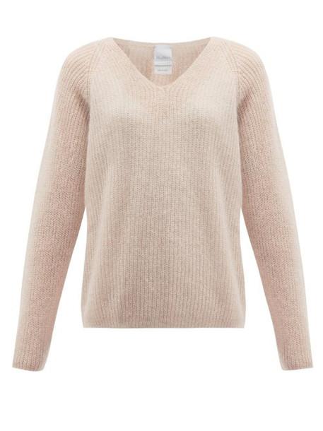 Max Mara Leisure - Alea Sweater - Womens - Light Pink