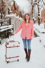 kelly in the city - a preppy chicago life,style and fashion blog,blogger,leggings,shoes,sweater,shirt