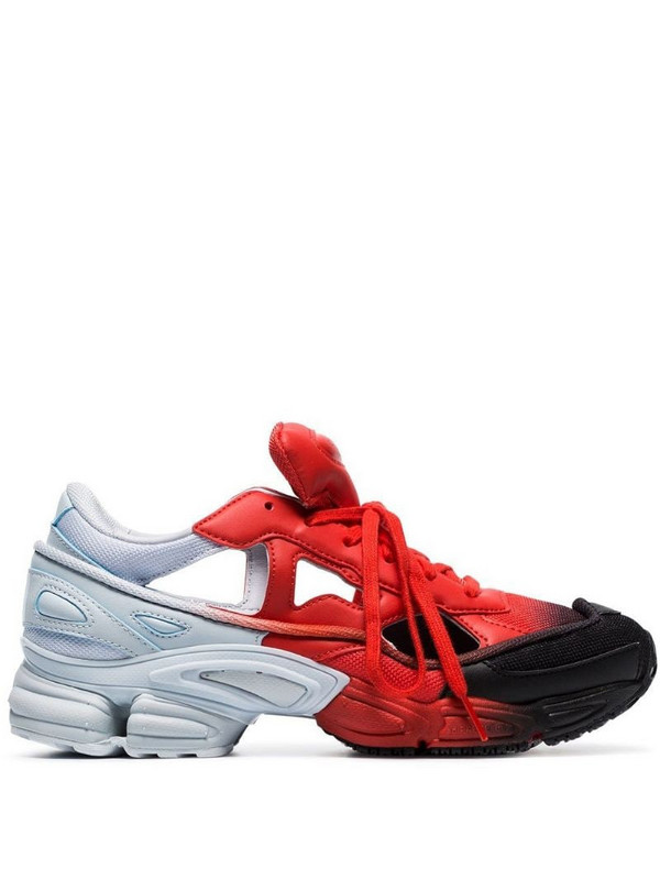 adidas by Raf Simons RS replicant ozweego sneakers in red