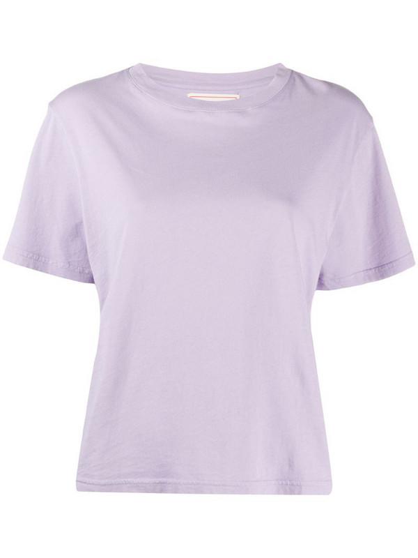 Jeanerica Luz 120 T-shirt in purple