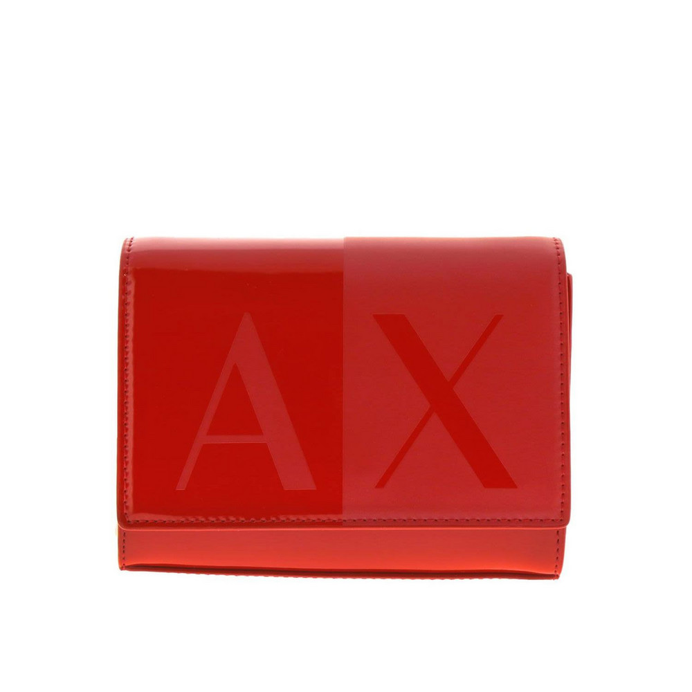 Armani Collezioni Armani Exchange Mini Bag Shoulder Bag Women Armani Exchange in red