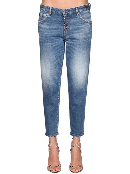 DSQUARED2 Hockney Denim Jeans in blue