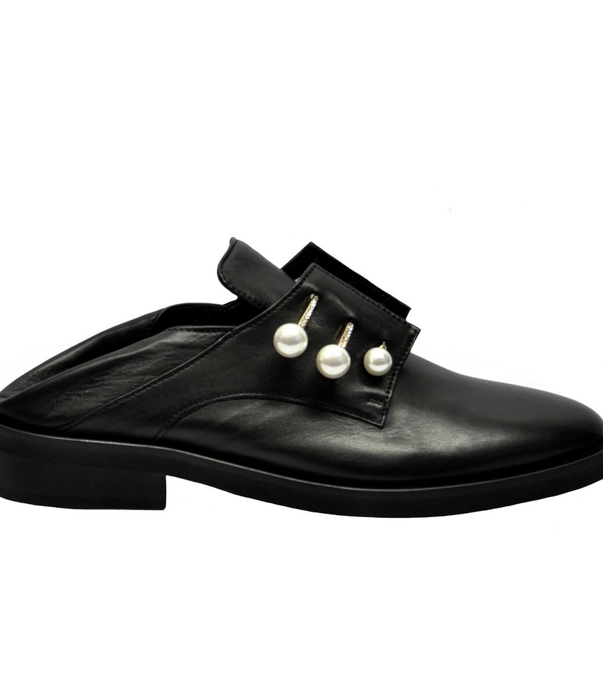 Coliac Fergy Oxford Shoes in black