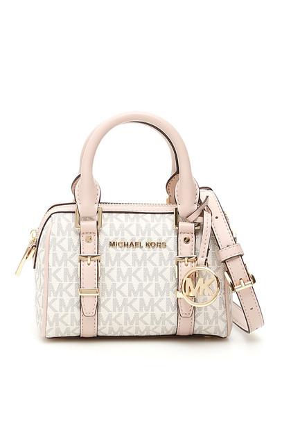MICHAEL Michael Kors Bedford Legacy Mini Bag in pink