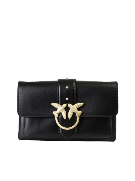 Pinko Love Bag in black