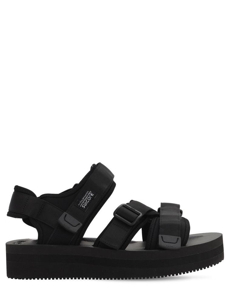 SUICOKE Kisee-vpo Sandals in black