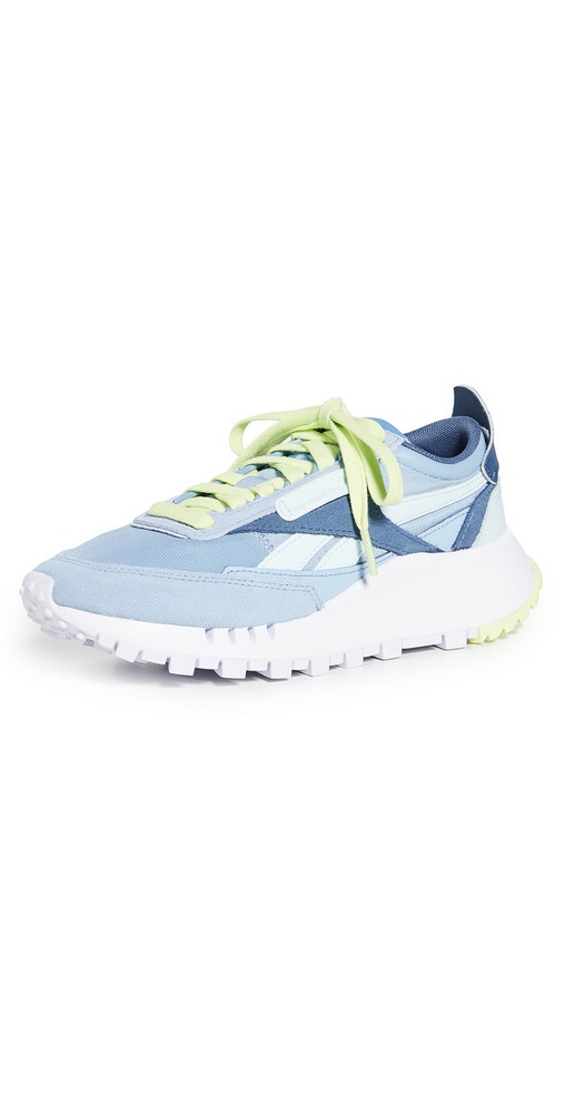 Reebok Cl Legacy Sneakers in blue / white