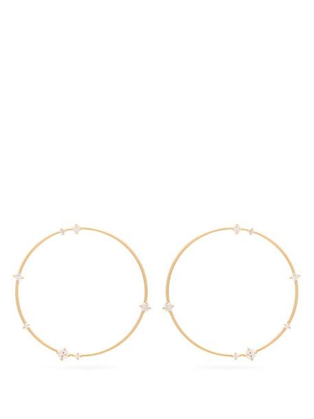 Fernando Jorge - Solo Large Diamond & 18kt Gold Earrings - Womens - Gold
