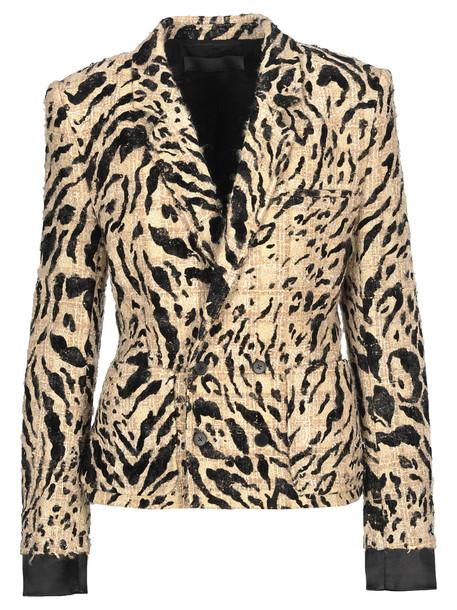 Haider Ackermann Jacket Leopard