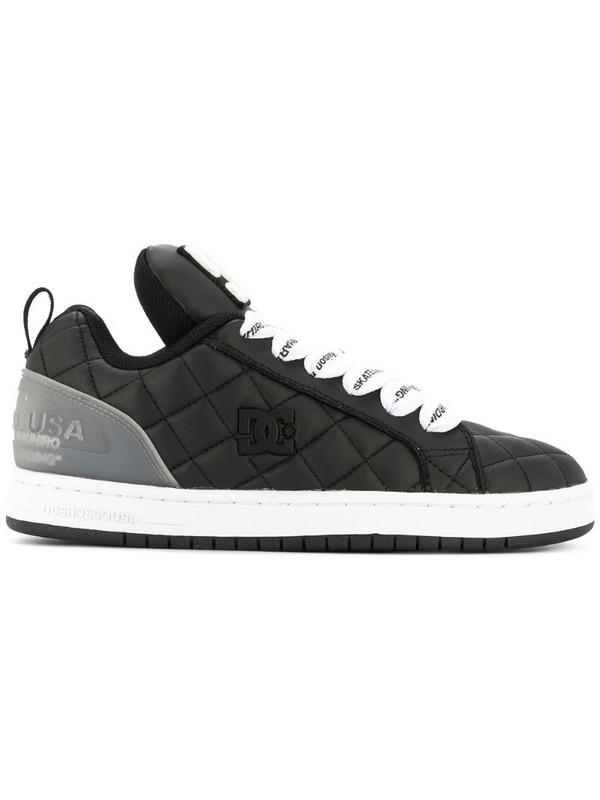 Maison MIHARA YASUHIRO X DC sneakers in black