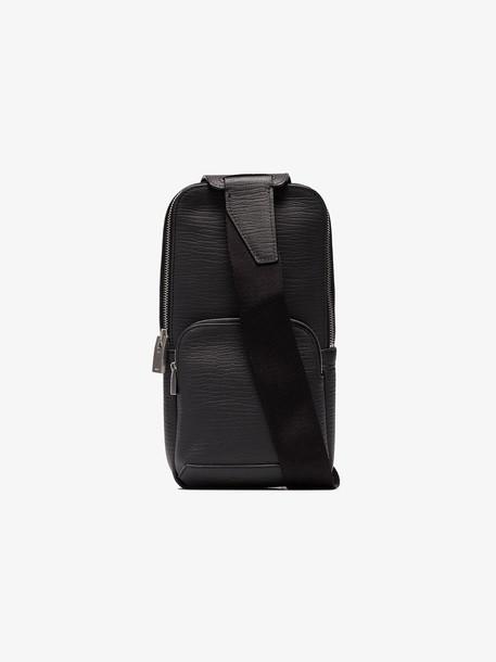 1017 ALYX 9SM black Handle cross body leather bag