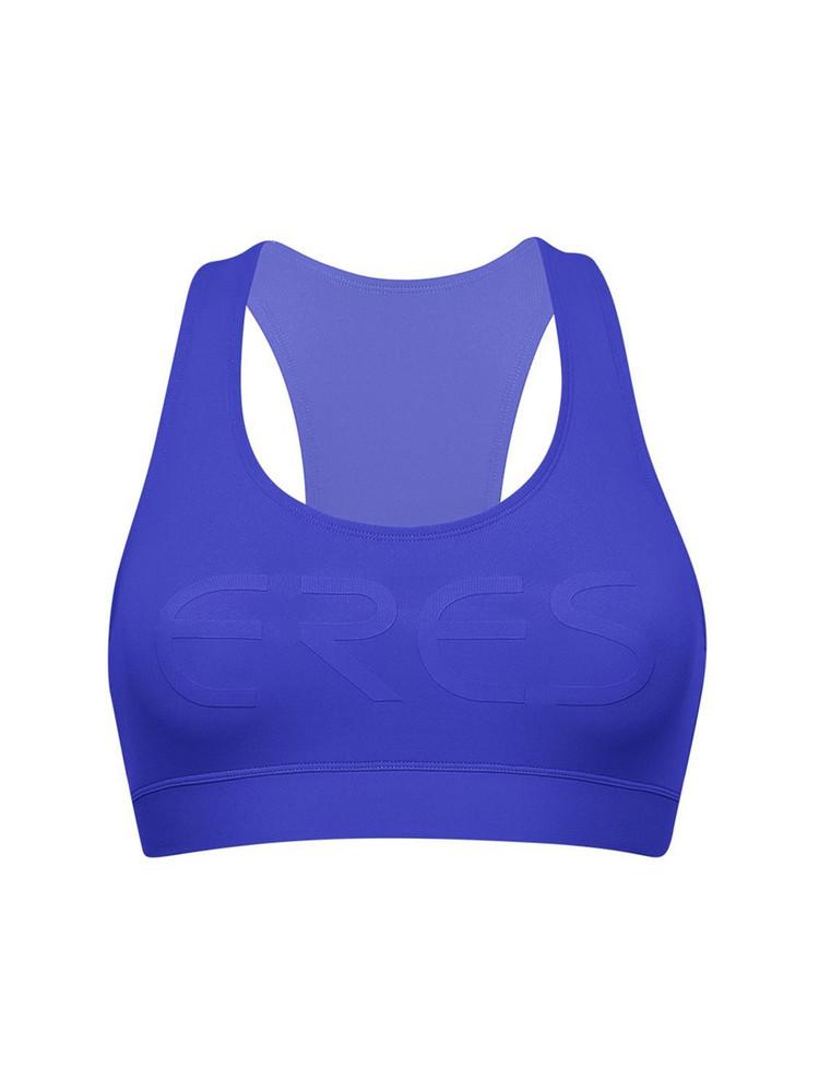 ERES Sporty Activewear Crop Top in blue