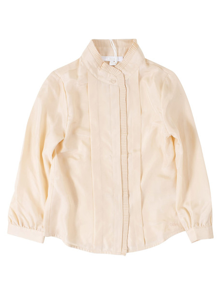 Chloé Chloé Little Girl Shirt