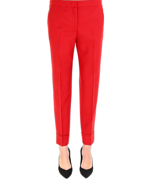 PT01 Andrea S Trousers in red