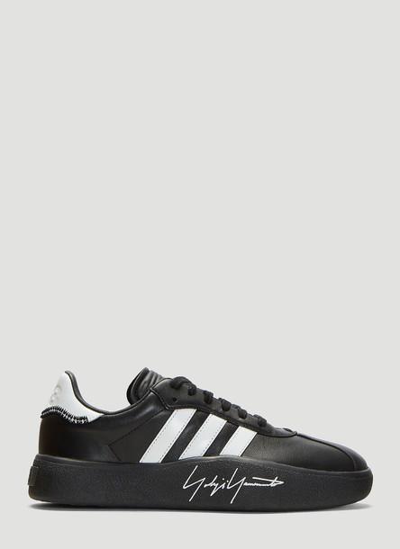 Y-3 Tangutsu Football Sneakers in Black size UK - 04