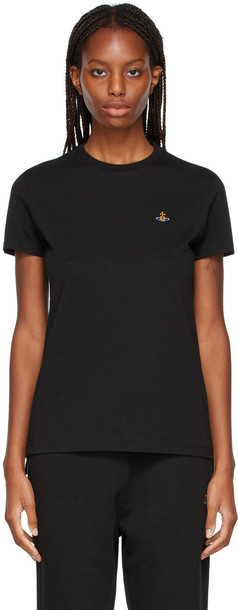 Vivienne Westwood Black Peru' T-Shirt