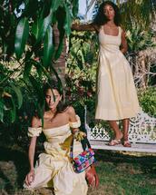 shoes,dress,bag