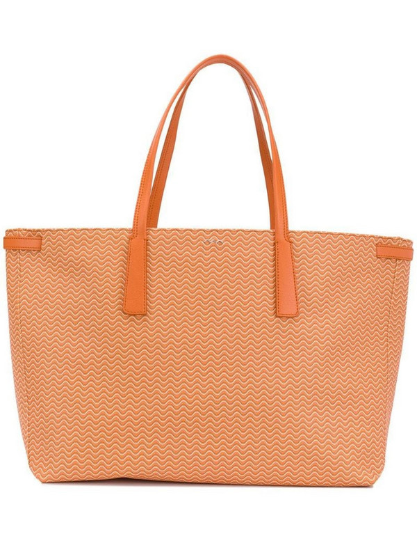 Zanellato Duo Grand Tour tote bag in orange