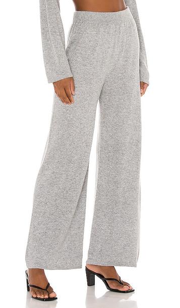 Callahan X REVOLVE Wide Leg Pant in Grey
