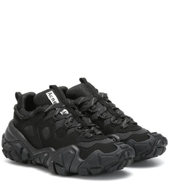 Acne Studios Bolzter sneakers in black