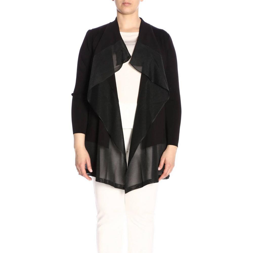 Marina Rinaldi Sweater Sweater Women Marina Rinaldi in black