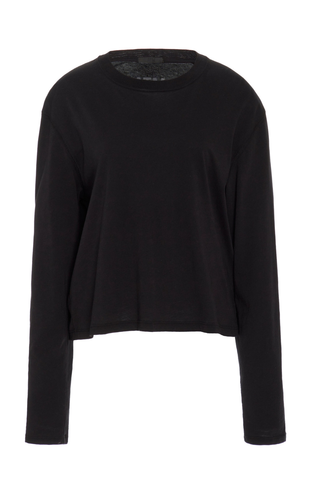 ATM Classic Cotton-Jersey T-Shirt Size: XS in black