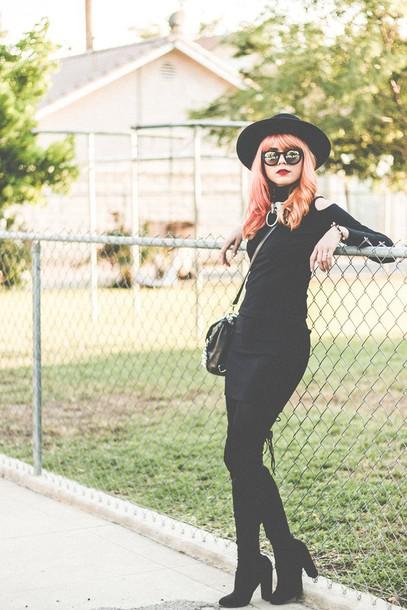 kendall kay blogger shoes sunglasses