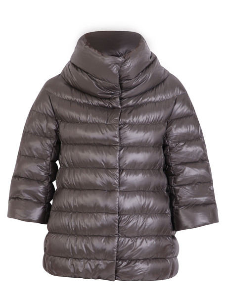 Herno Grey Padded Jacket