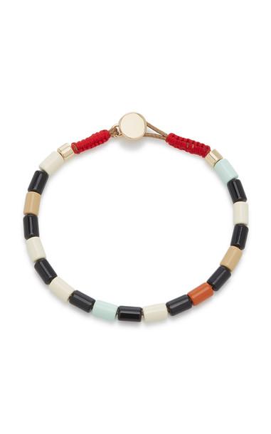 Roxanne Assoulin Terrazzo Enamel Bracelet in multi